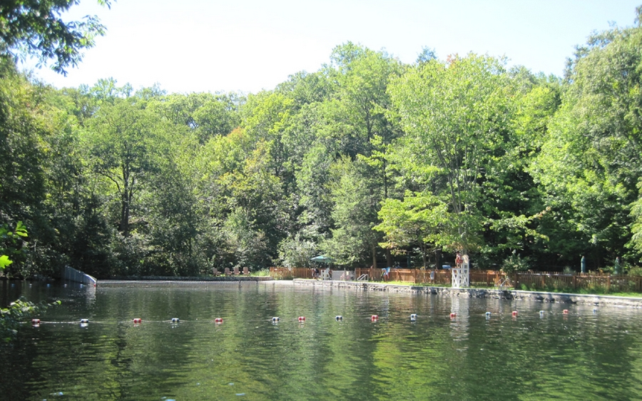 Photo Gallery Of The Highlands Natural Pool